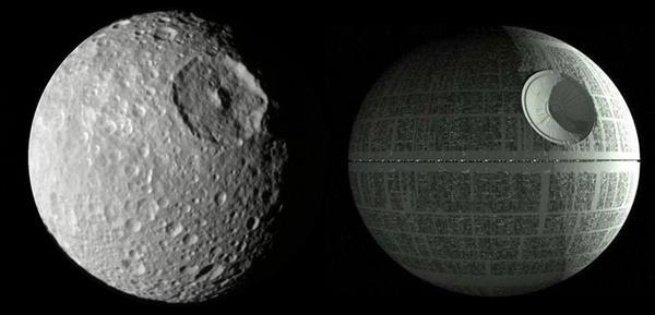 ¿Es la Luna una Nave Espacial Extraterrestre?